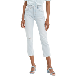 LEVI'S 20 LEVI'S 501 ORIGINAL STRETCH CROP