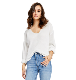 GENTLE FAWN 20 GENTLE FAWN TUCKER SWEATER