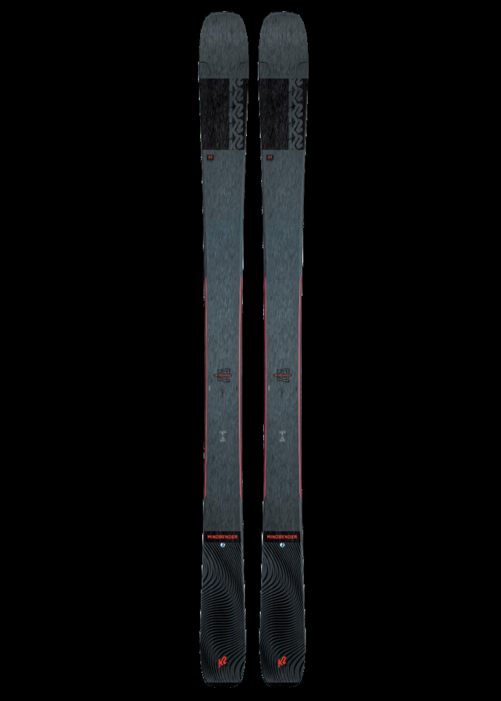 21 K2 MINDBENDER 99TI