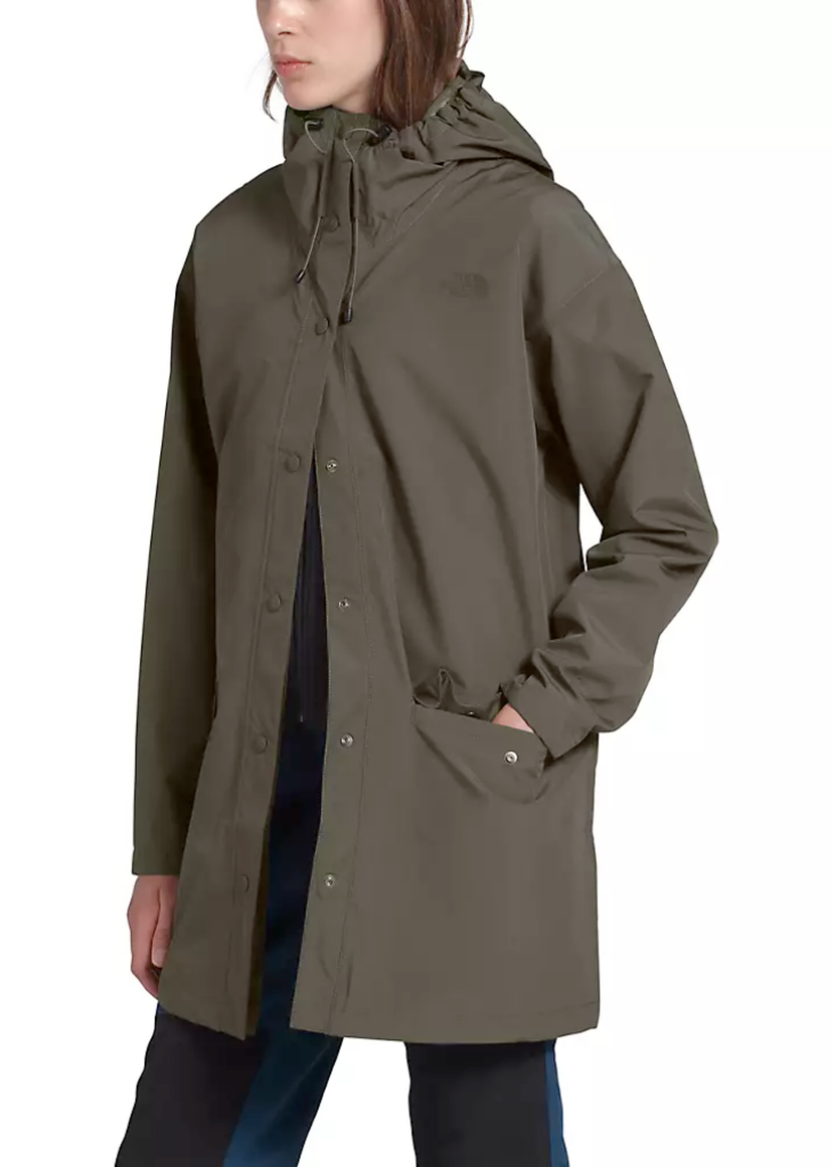 THE NORTH FACE S20 TNF WOODMONT JACKET