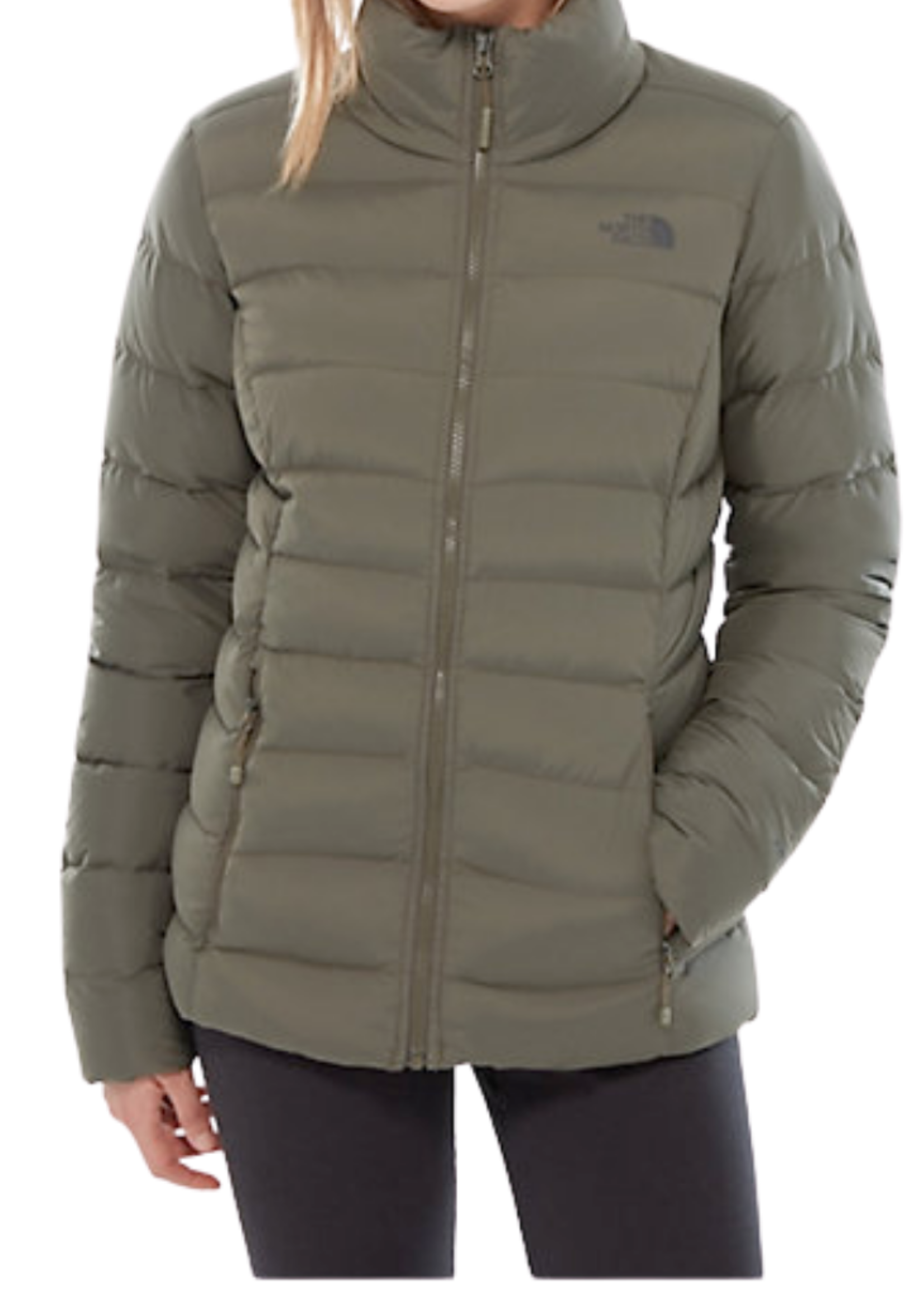THE NORTH FACE F21 TNF W STRETCH DOWN JACKET