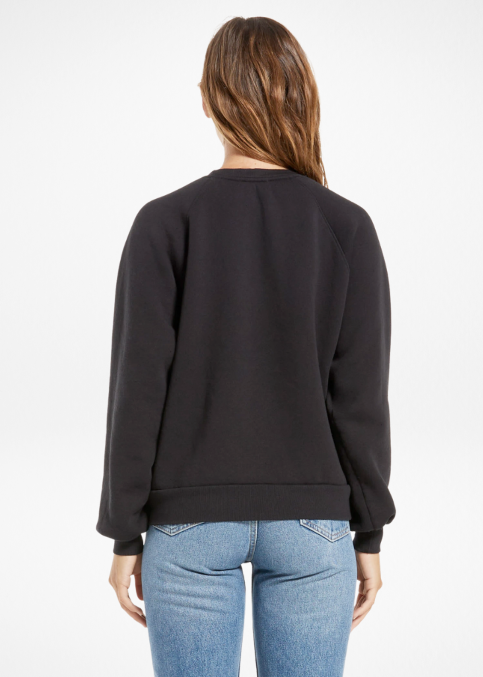 F21 Z SUPPLY BILLIE CLASSIC SWEATERSHIRT
