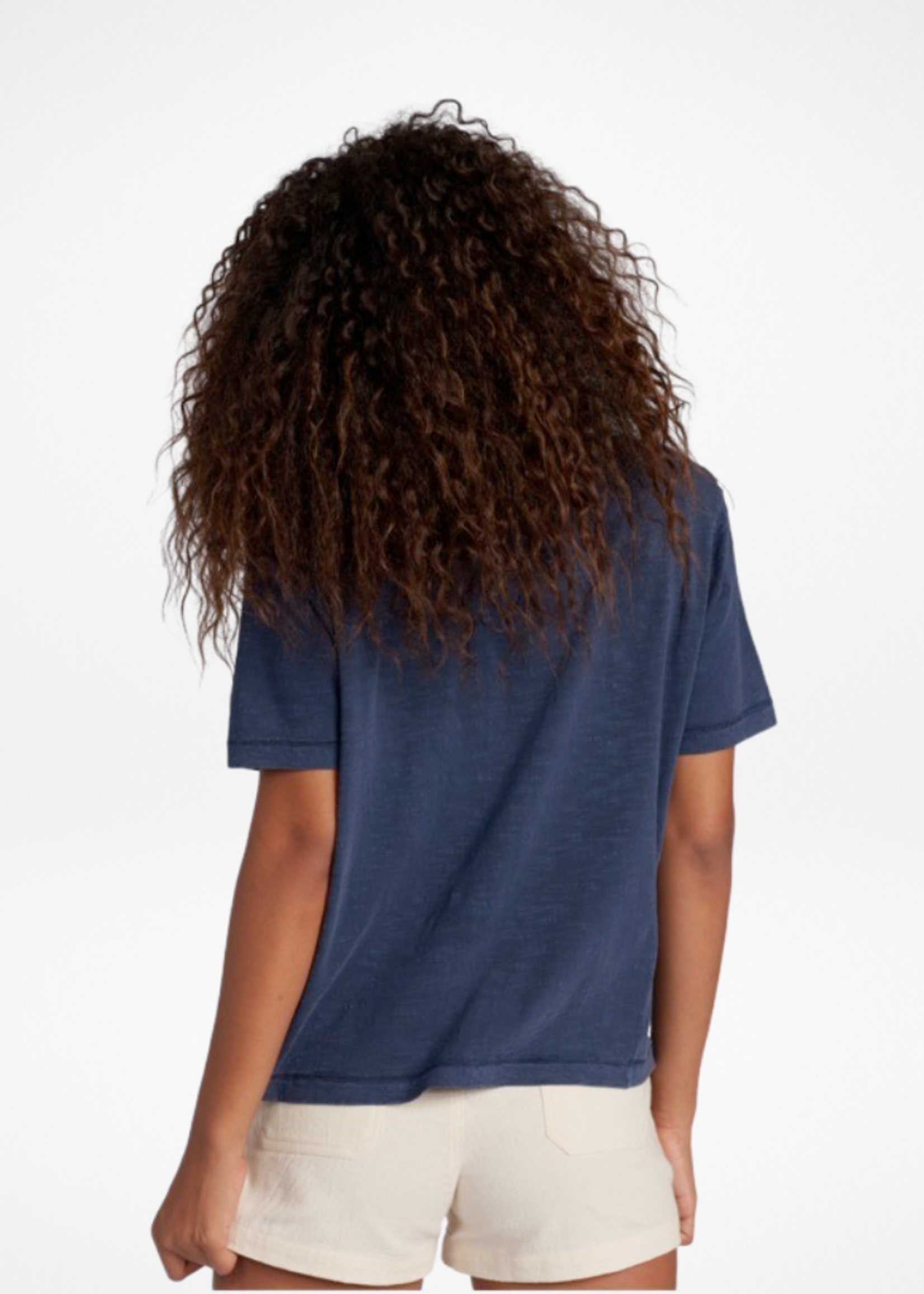 21 ROXY BOYFRIEND POCKET TEE