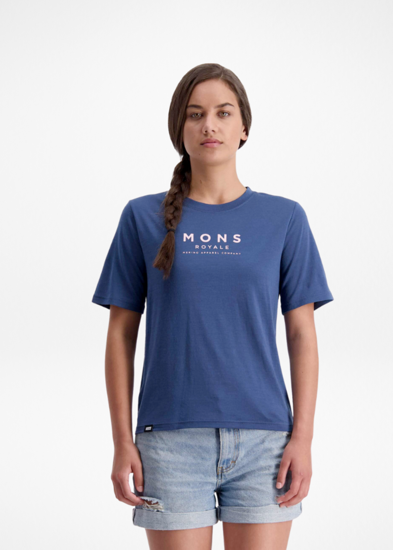 MONS ROYALE 21 MONS ROYALE ICON NEUE TEE