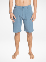"QUIKSILVER MEN'S HEATHER AMPHIBIAN 20"" SHORTS"