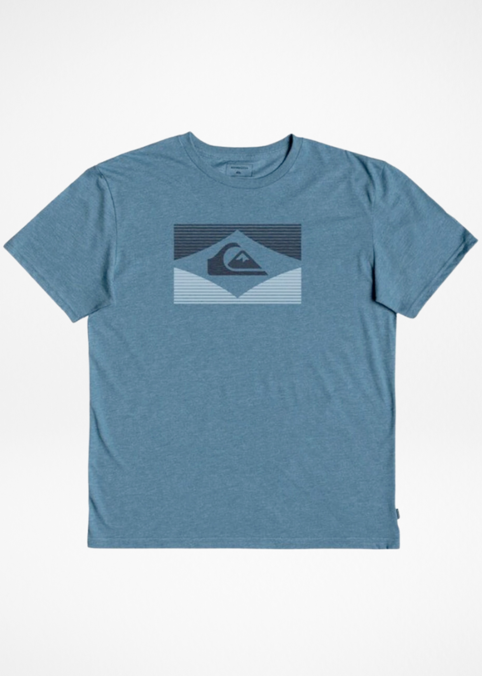 21 QUIKSILVER B DAYS GONE BY TEE