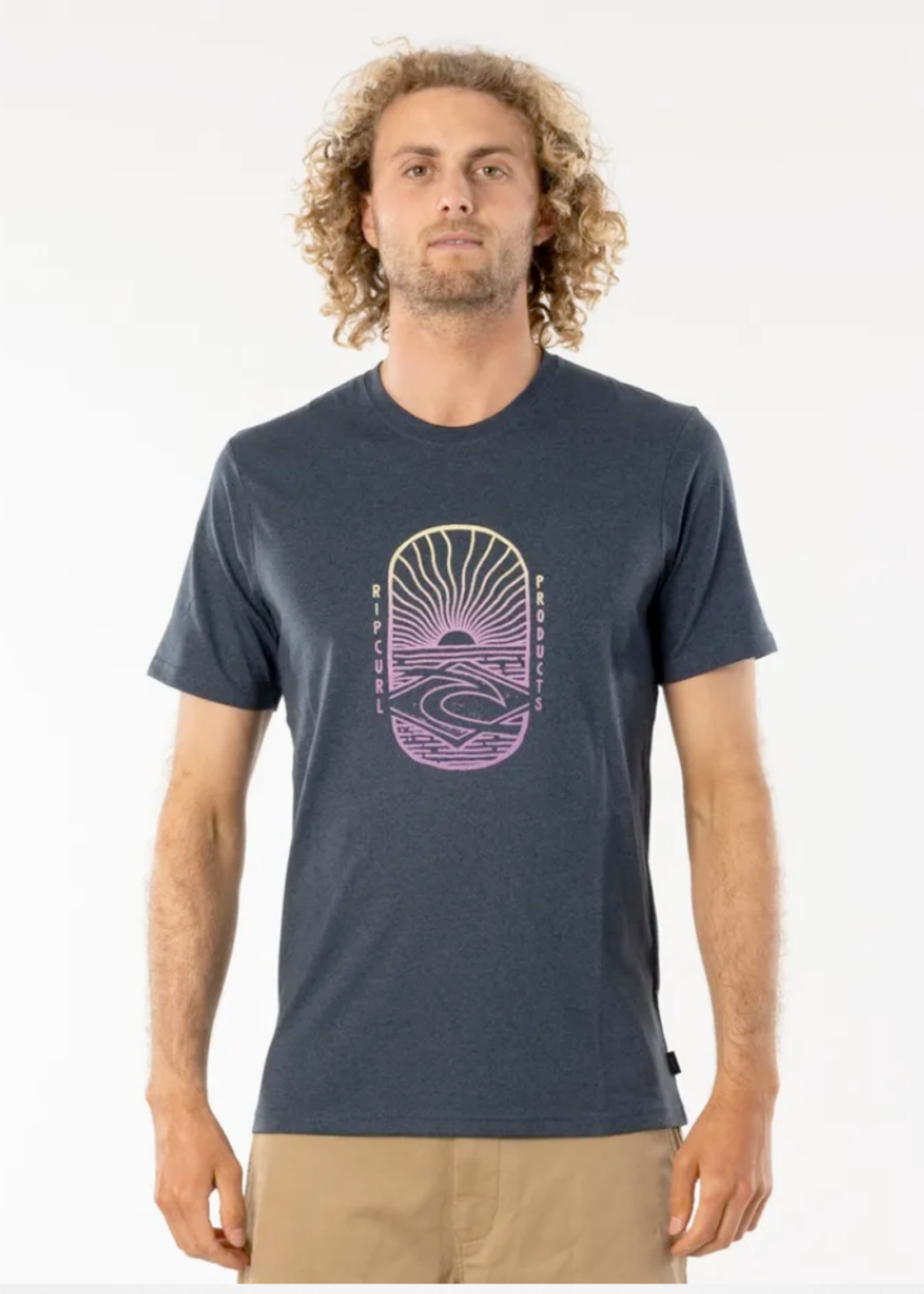 RIP CURL 21 RIP CURL LIGHTHOUSE TEE