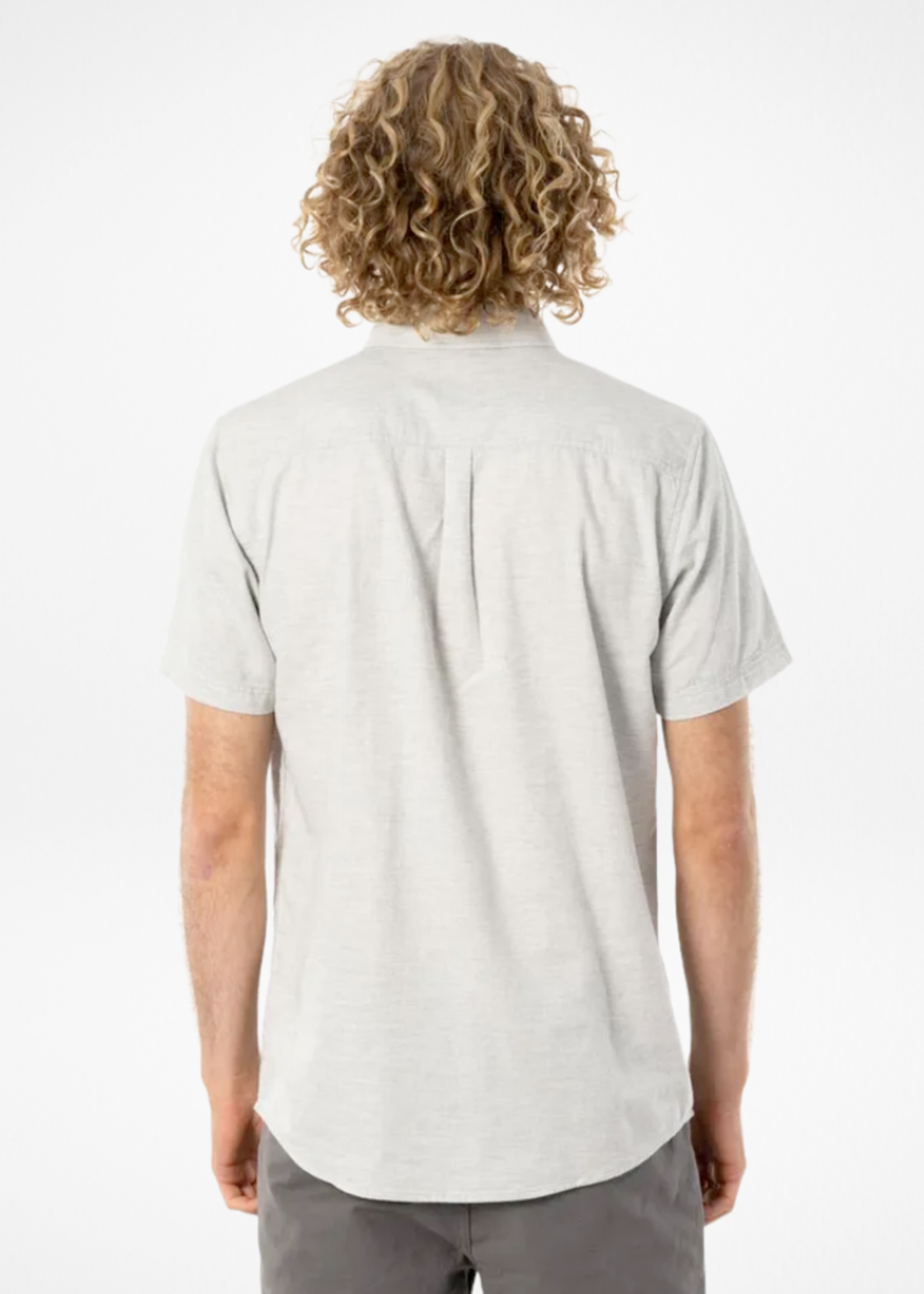 RIP CURL 21 RIP CURL OURTIME SS SHIRT
