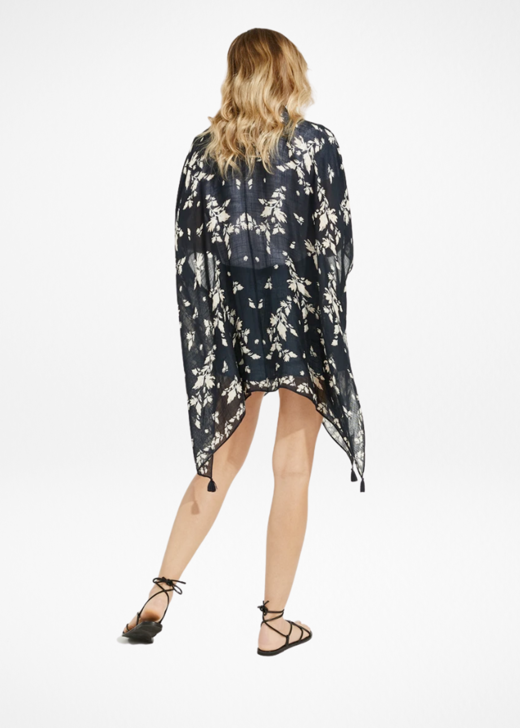 GENTLE FAWN 21 GF 4 LEDGER COVER-UP