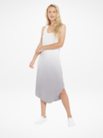 Z SUPPLY REVERIE SCOOP DIP-DYE DRESS
