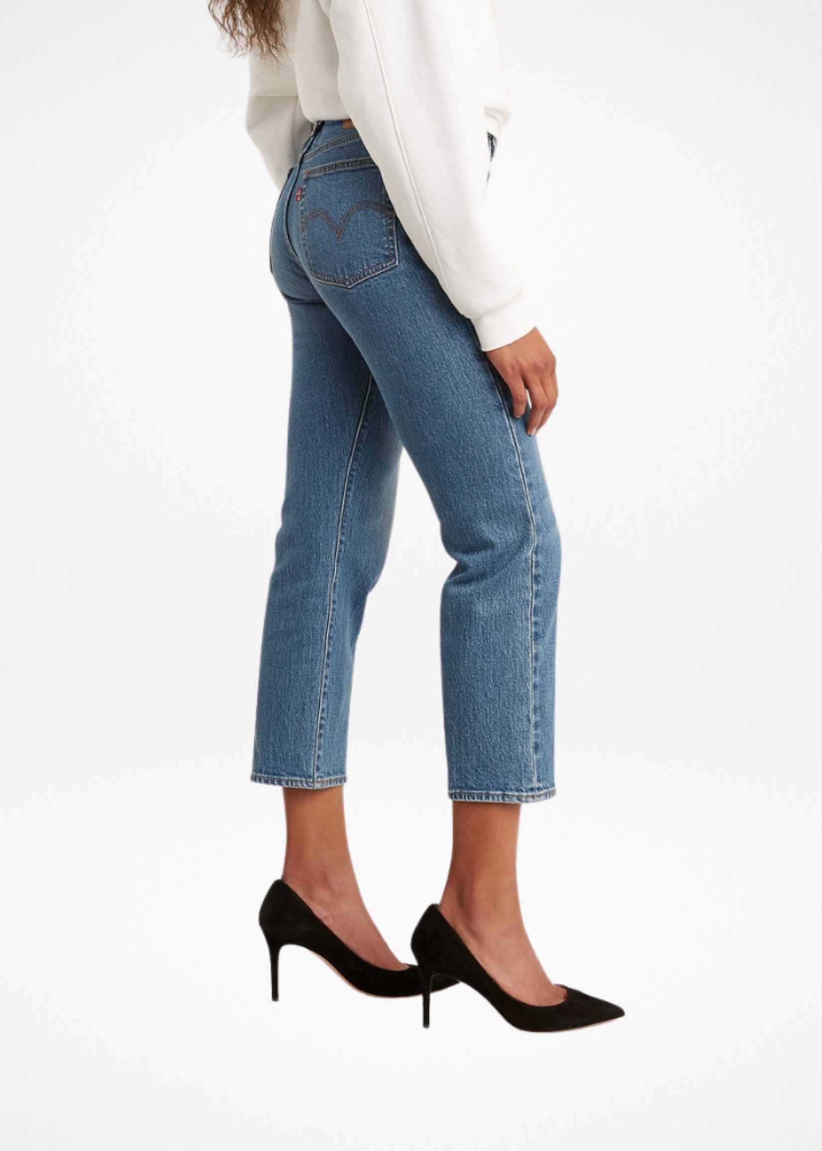 LEVI'S LEVI'S WEDGIE STRAIGHT FIT