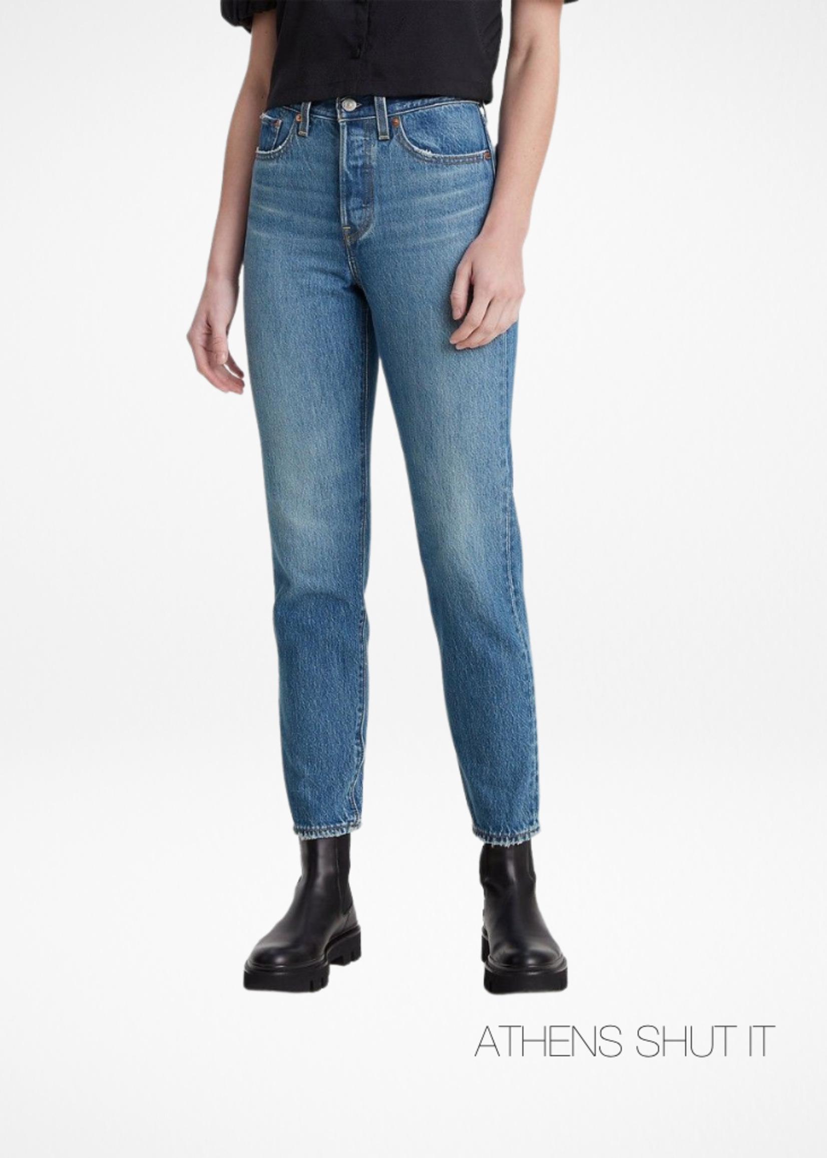 LEVI'S LEVI'S WEDGIE ICON FIT