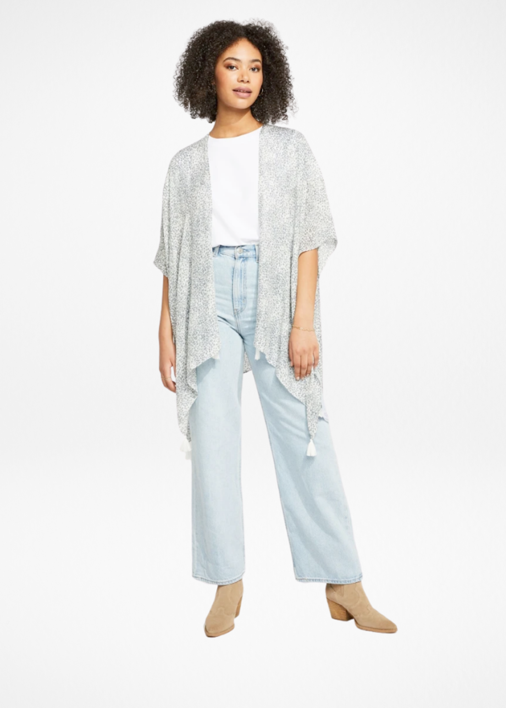 GENTLE FAWN 21 GF 8 LEDGER COVER-UP