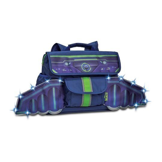 Bixbee Bixbee Small LED Space Racer Backpack