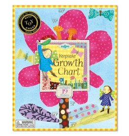 Eeboo eeBoo Keepsake Growth Chart