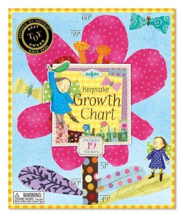 Eeboo eeBoo Keepsake Growth Chart