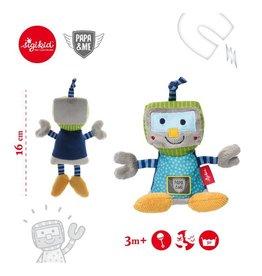 Sigikid Sigikid Robot Rattle