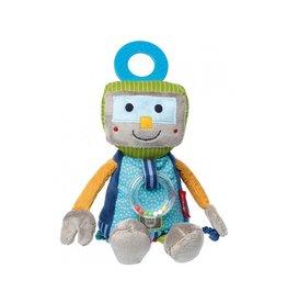 Sigikid Sigikid Robot Activity Cuddle Toy