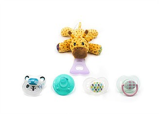 Nissi Jireh 5 In 1 Pacifier Holder Nappy Shoppe