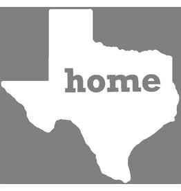 Nappy Shoppe Sticker - Texas Home Plain