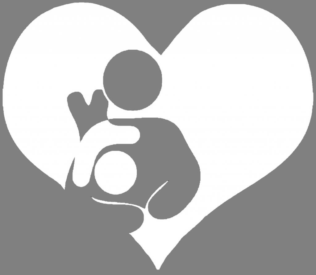 Nappy Shoppe Sticker - Toddler Breastfeed Heart