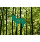 Nappy Shoppe Sticker - Mama Wolf