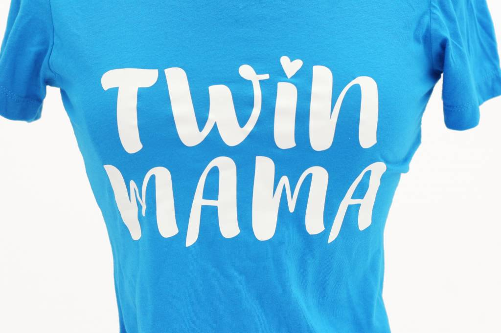 Nappy Shoppe Exclusives Adult T - Twin Mama