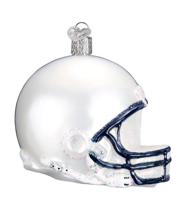 Old World Christmas Penn State Helmet Ornament