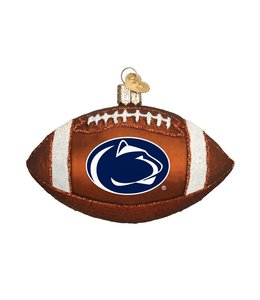 Old World Christmas Penn State Football Ornament