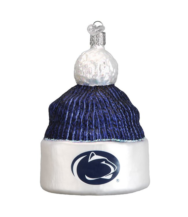 Old World Christmas Penn State Beanie Ornament