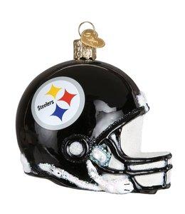 Old World Christmas Pittsburgh Steelers Helmet Ornament
