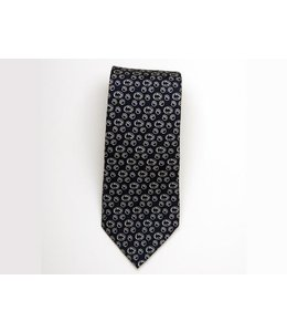 Vineyard Vines Lion and Pawprint Tie, Navy