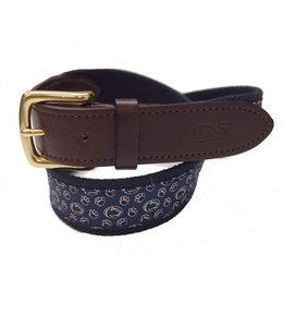 Vineyard Vines VV PSU Belt