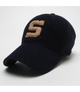 """Legacy Athletic Vintage Wool Flannel """"S"""" Hat"""