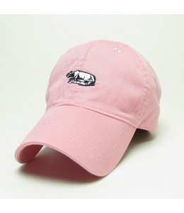 Legacy Athletic Pink Oxford EZA w/ Small Lion Shrine Logo