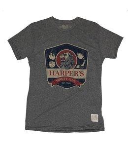 Harper's Varsity Club Harper's Varsity Club Triblend Tee
