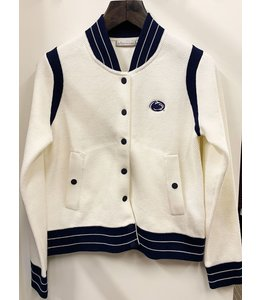 Peter Millar WOMENS PSU Betty Bomber Jacket