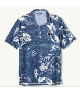Tommy Bahama PSU Faded Tropical Print Polo