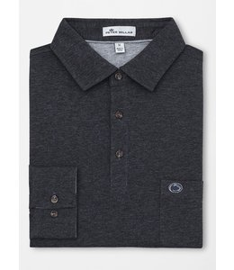 Peter Millar PSU L/S Cotton/Cashmere Polo