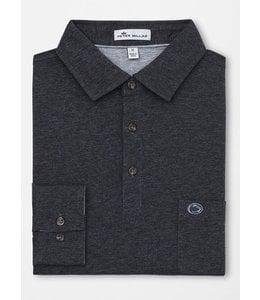 Peter Millar PSU L/S Cotton/Cashmere Polo