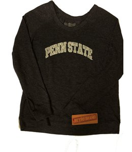 Original Retro Brand WOMENS Scoop Neck PSU Sweatshirt