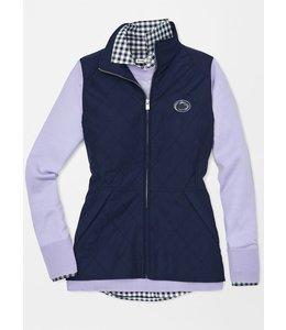 Peter Millar WOMENS PSU Diamond Quilt Vest