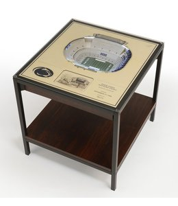 YouTheFan! 25 Layer Beaver Stadium Lighted End Table