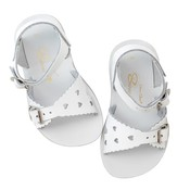 Sun-San Sandals White Sweetheart Sandal