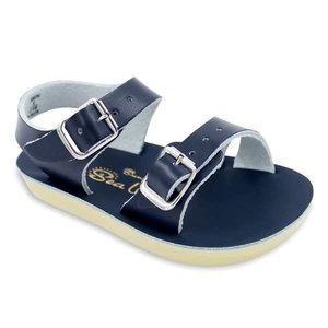 Sun-San Sandals Navy Sea Wee Sandal