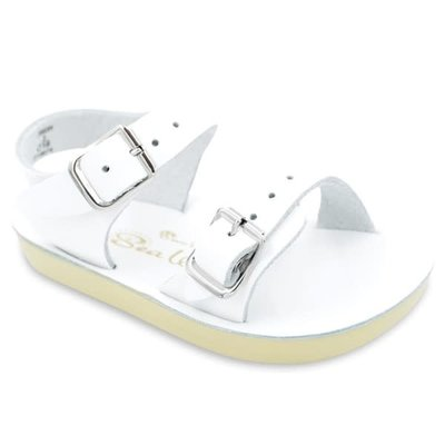 Sun-San Sandals White Sea Wee Sandal