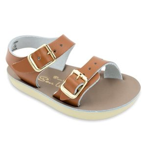 Sun-San Sandals Tan Sea Wee