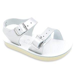 Sun-San Sandals Silver Sea Wee Sandal