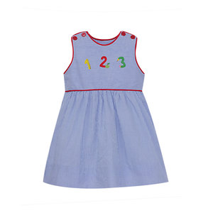 Lullaby Set School Days Darling Dropwaist Jumper