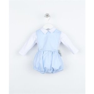 Sophie & Lucas Candyland 2PC Boy Overall